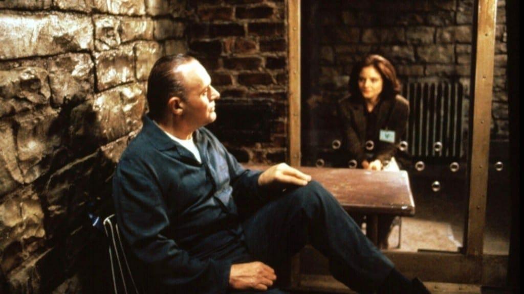 """Image from the movie """"El silencio de los corderos"""""""