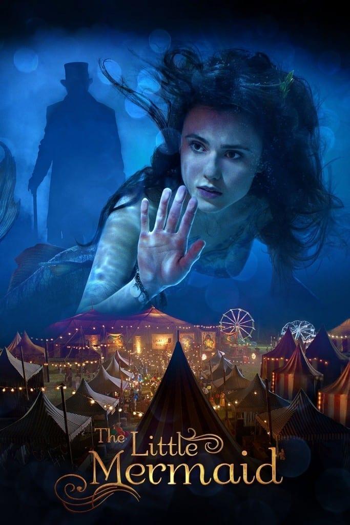 """Poster for the movie """"La Sirenita (2018)"""""""