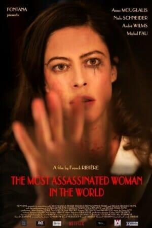 """Poster for the movie """"La mujer más asesinada del mundo"""""""