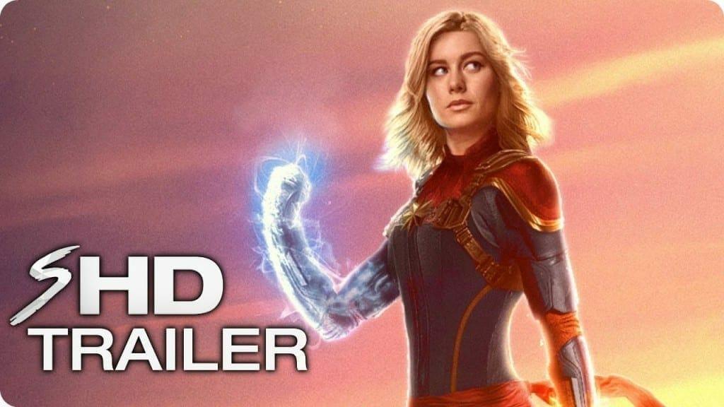 trailer teaser de captain marvel 3