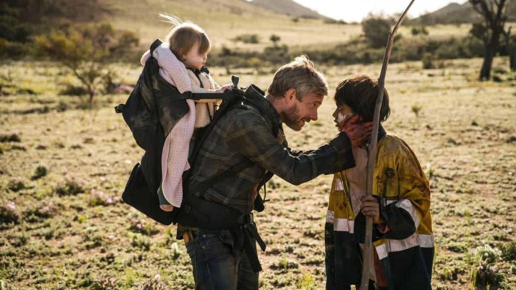 """Image from the movie """"Cargo"""""""