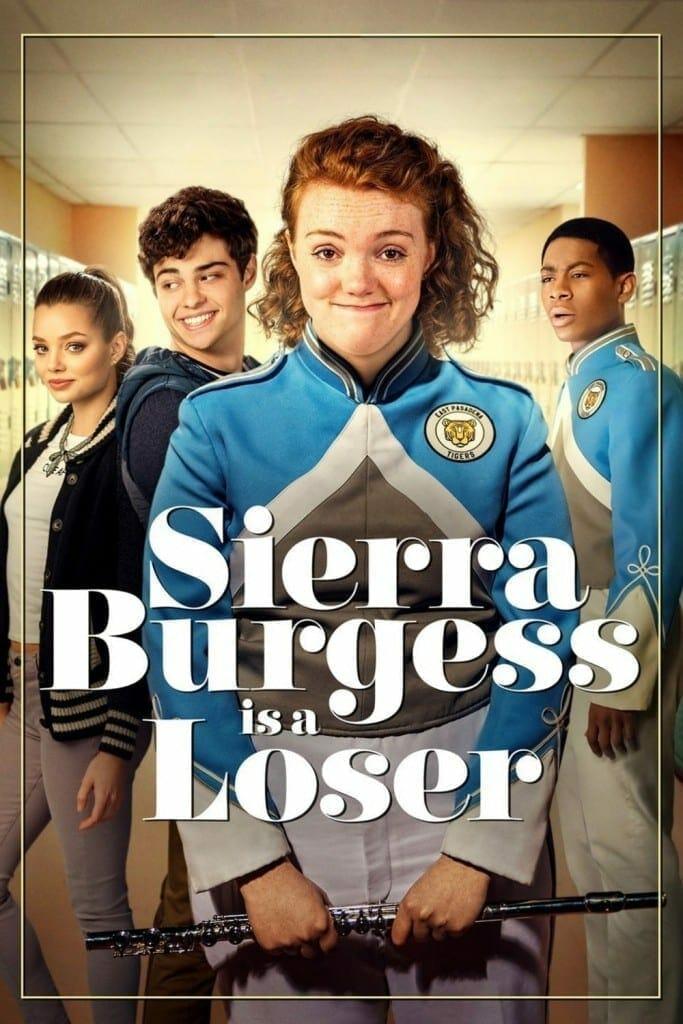 """Poster for the movie """"Sierra Burgess es una perdedora"""""""