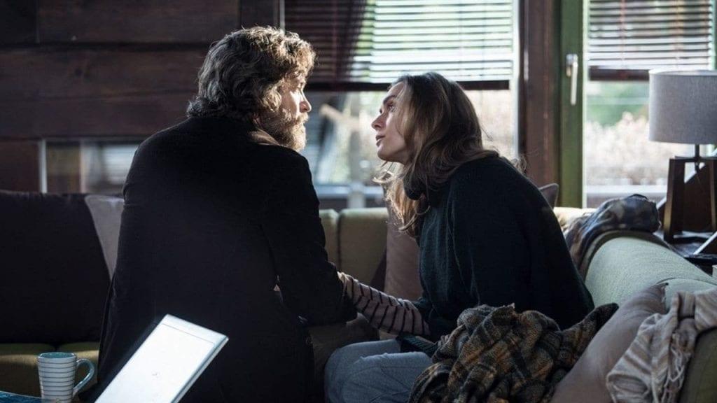 """Image from the movie """"La chica en la niebla"""""""