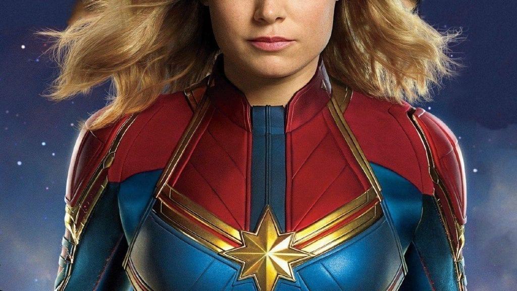 """Image from the movie """"Capitana Marvel"""""""