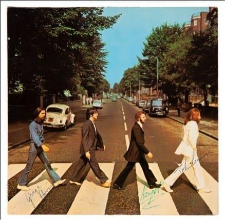 1538387699 Disco Abbey Road de The Beatles