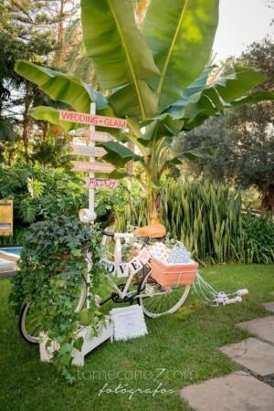 'Wedding Glam' del Hotel Botánico invita a las parejas a descubrir sus bodas de ensueño