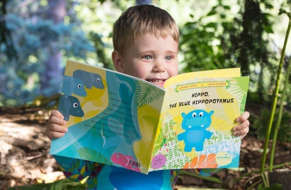 Los padres deben ayudar a los niños a organizar su tiempo cada día, destinando un rato a la lectura