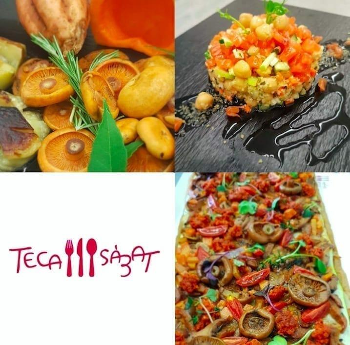 Los platos y productos de otoño llegan a Teca Sàbat