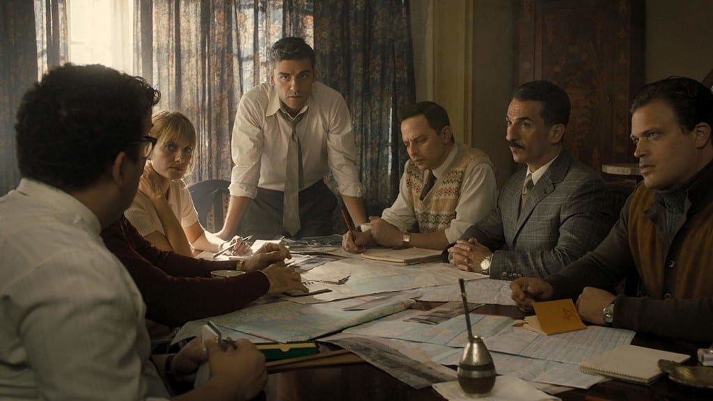 """Image from the movie """"Operation Finale"""""""