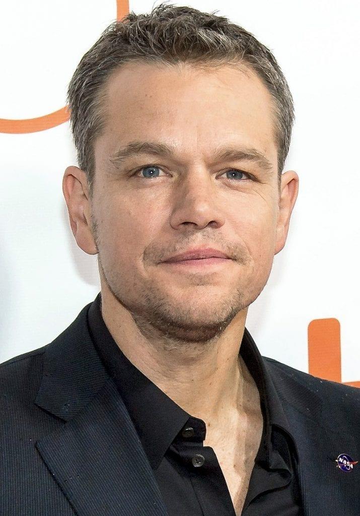 800px Matt Damon TIFF 2015