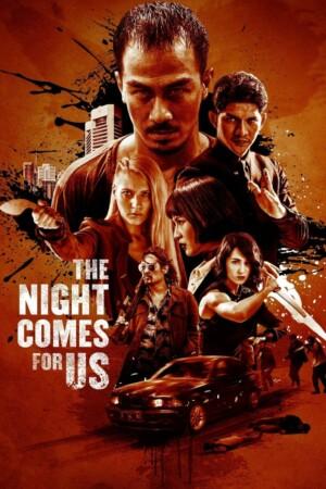 "Póster de la película ""The Night Comes for Us"""