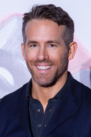 El actor Ryan Reynolds