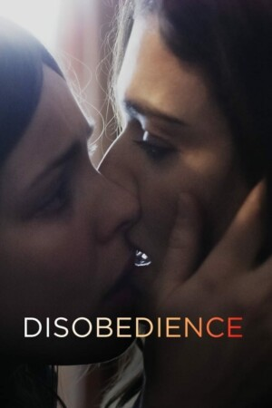 "Poster for the movie ""Disobedience"""