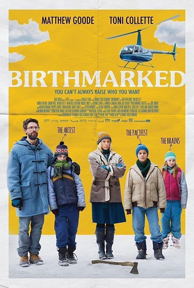 BIrthmarked (2018), película de Emanuel Hoss-Desmarais