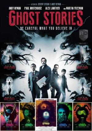 Historias de Fantasmas (Ghost Stories)