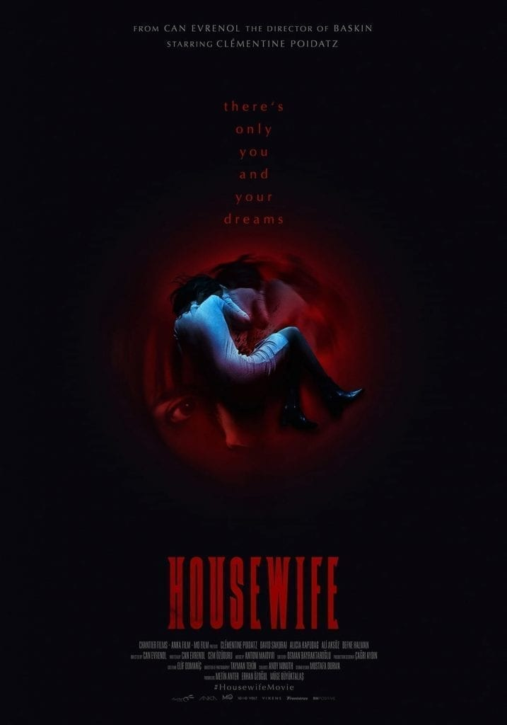 """Poster for the movie """"Housewife"""""""