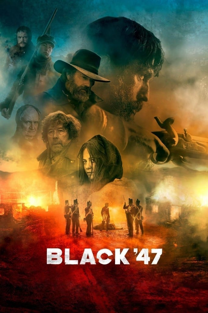 """Poster for the movie """"Black 47"""""""