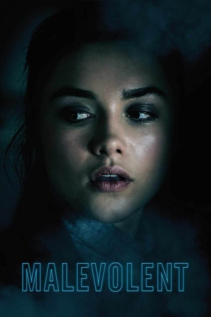 """Poster for the movie """"Malevolent"""""""