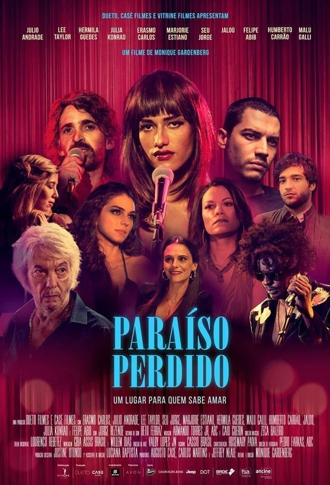 """Poster for the movie """"Paradise Lost"""""""