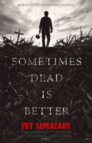 """Póster de la Película """"Cementerio maldito, El cementerio viviente"""""""