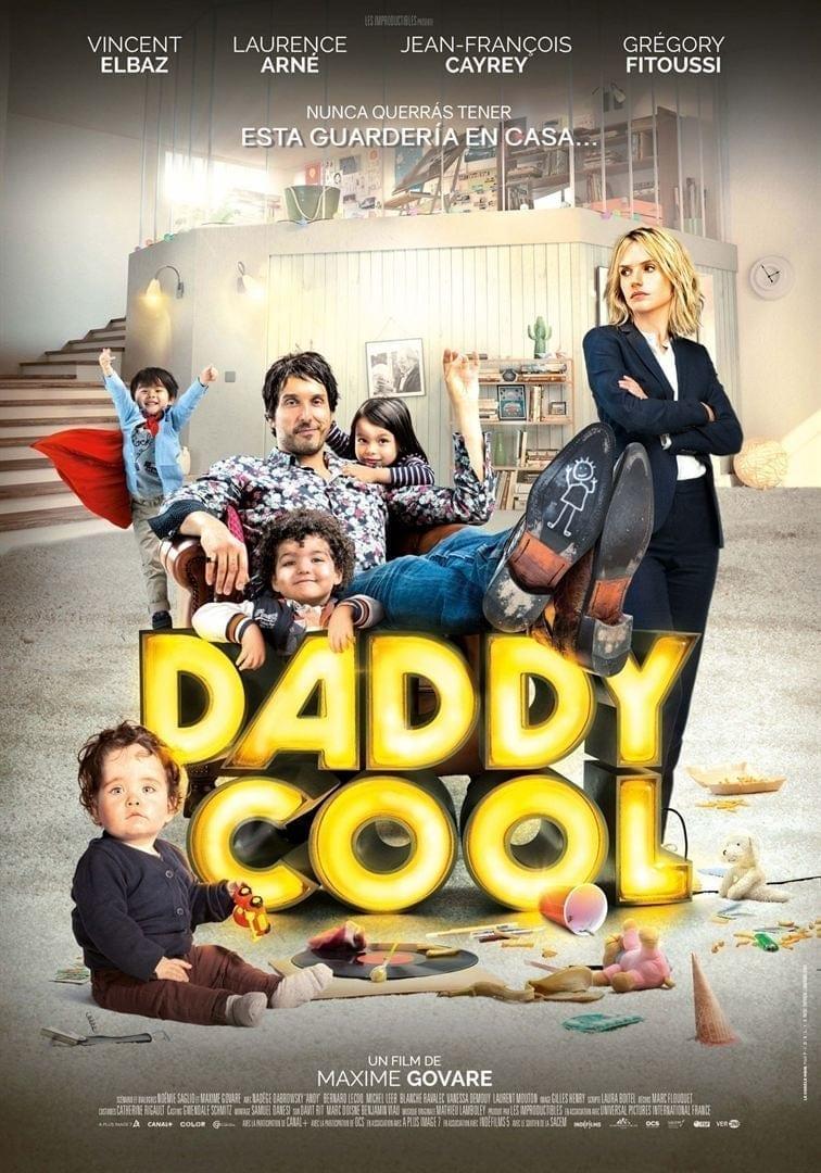 """Póster de la película """"Daddy Cool"""""""