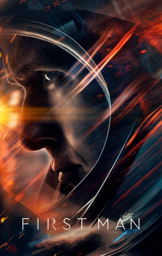 """Poster for the movie """"First Man"""""""