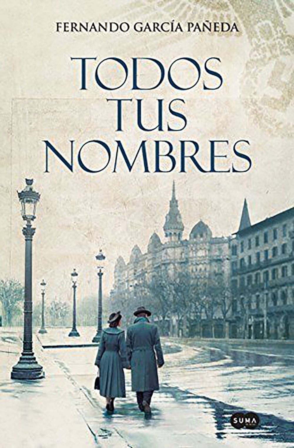 Todos Tus Nombres, de Fernando García Pañeda