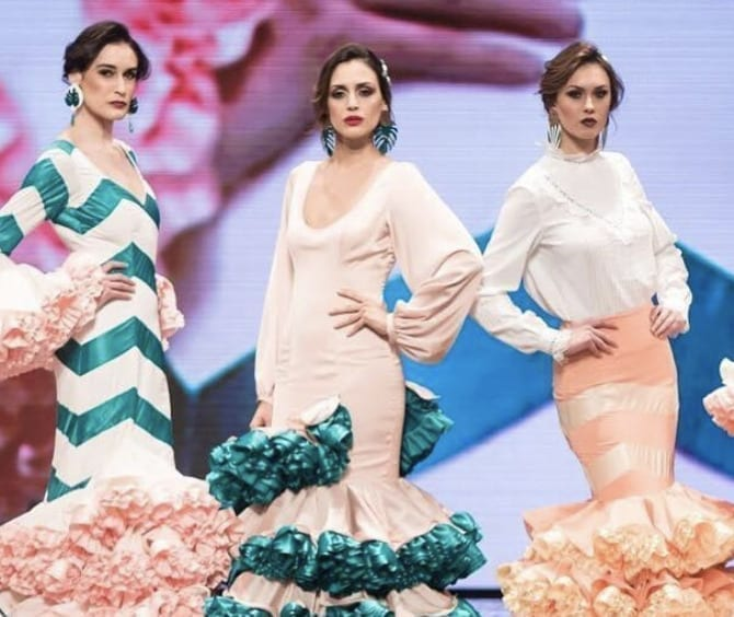 La moda flamenca, un sector que traspasa fronteras