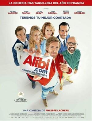 Alibi.com, agencia de engaños (2016)