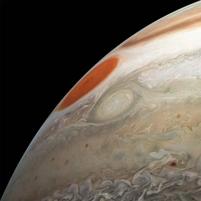 Image Credits: NASA/JPL-Caltech/SwRI/MSSS/Gerald Eichstädt/Seán Doran
