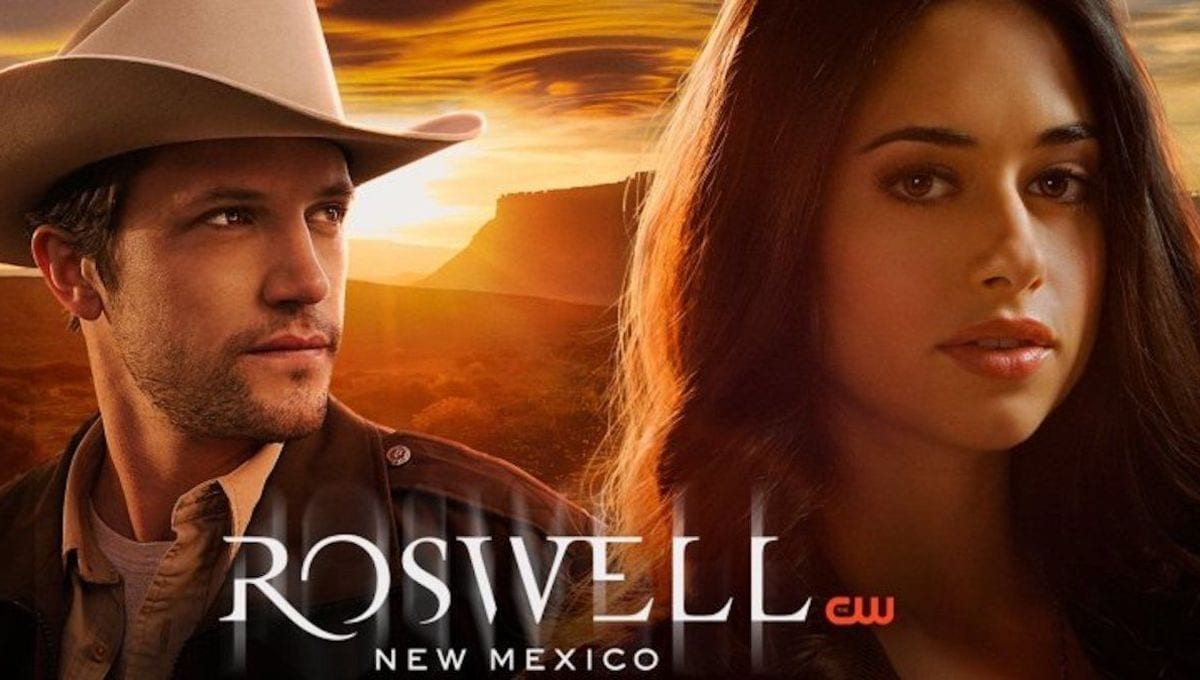 Roswell, New Mexico 1x02 Espa&ntildeol Disponible