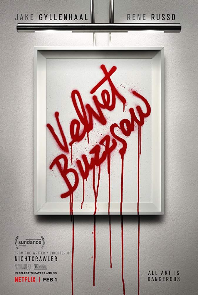 Velvet Buzzsaw (2019), deDan Gilroy