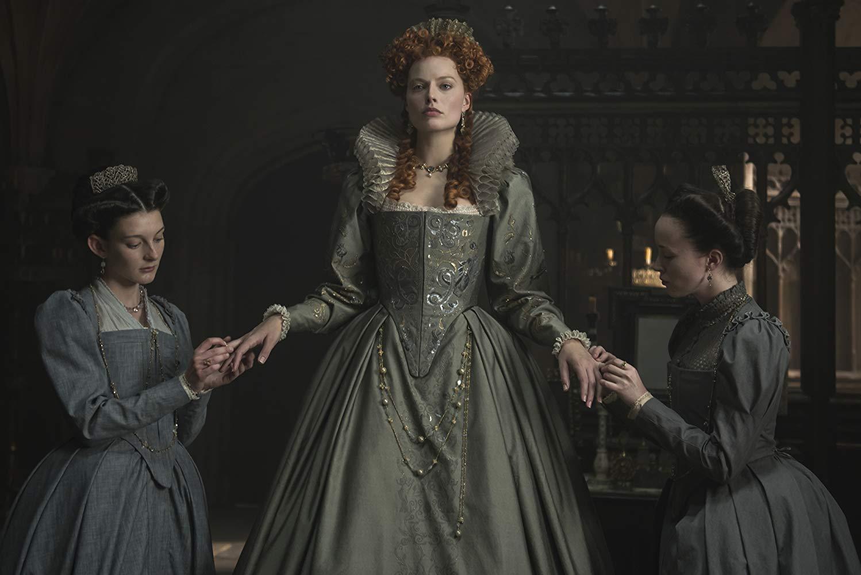 María, Reina de Escocia (2018)