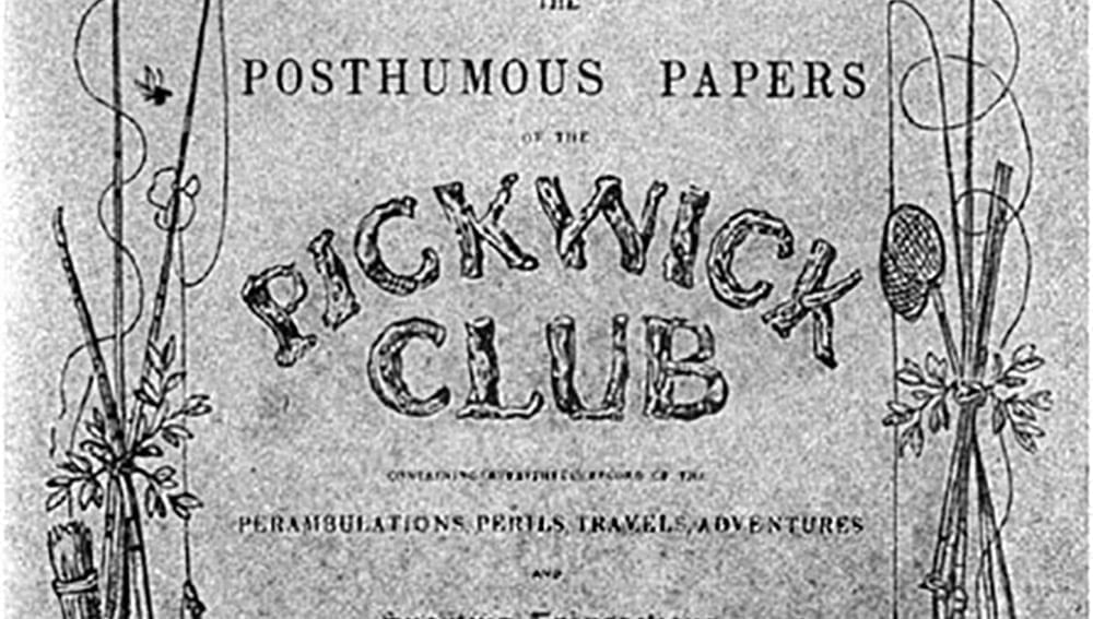 1The Pickwick Papers