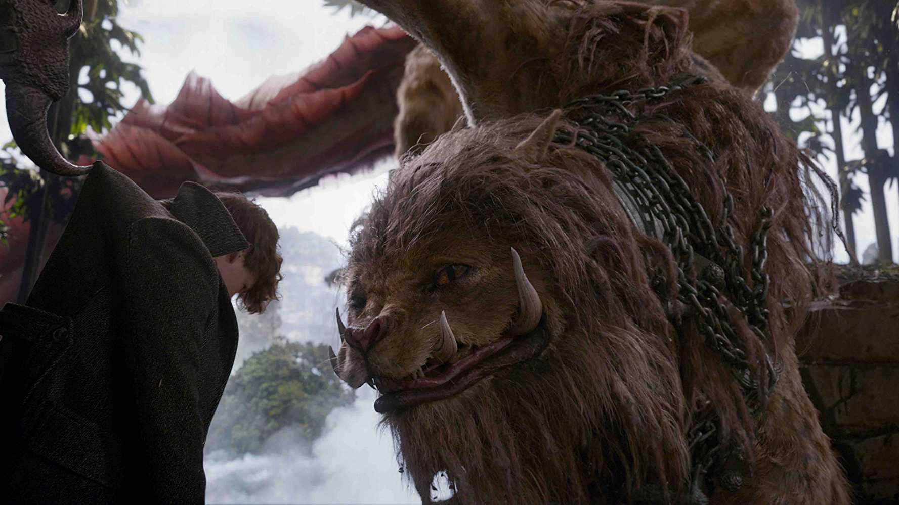 Animales Fantásticos: Los Crímenes de Grindelwald (2018)