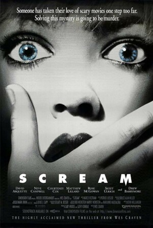 Scream. Vigila Quién Llama (1996)