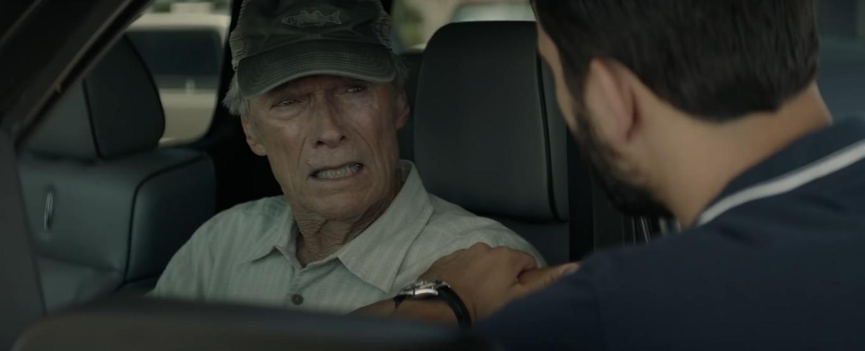 Mula (2018), de Clint Eastwood