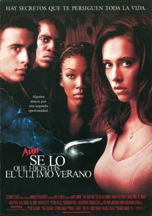 Aún Sé Lo Que Hicisteis El Último Verano (1998)