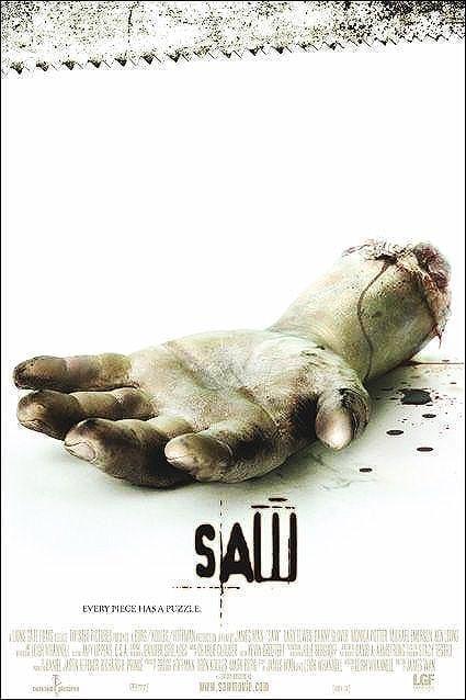 Saw (2004), de James Wan