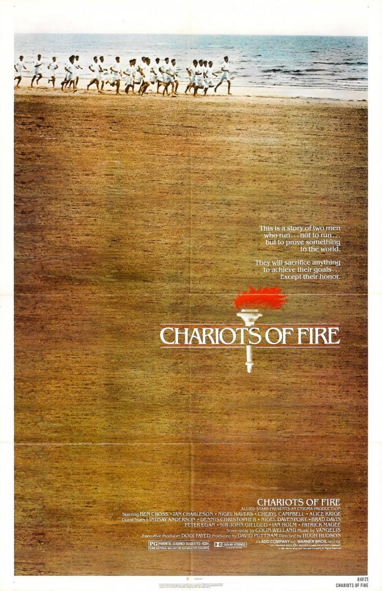 Carros de Fuego (1981), de Hugh Hudson