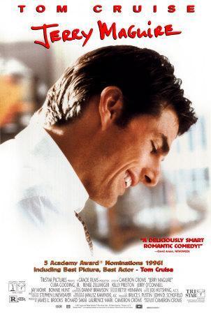 Jerry Maguire (1996), de Cameron Crowe