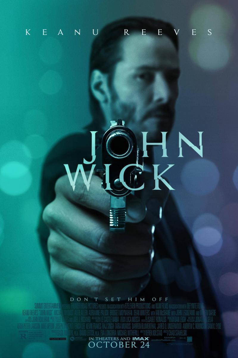 John Wick (2014), de David Leitch y Chad Stahelski