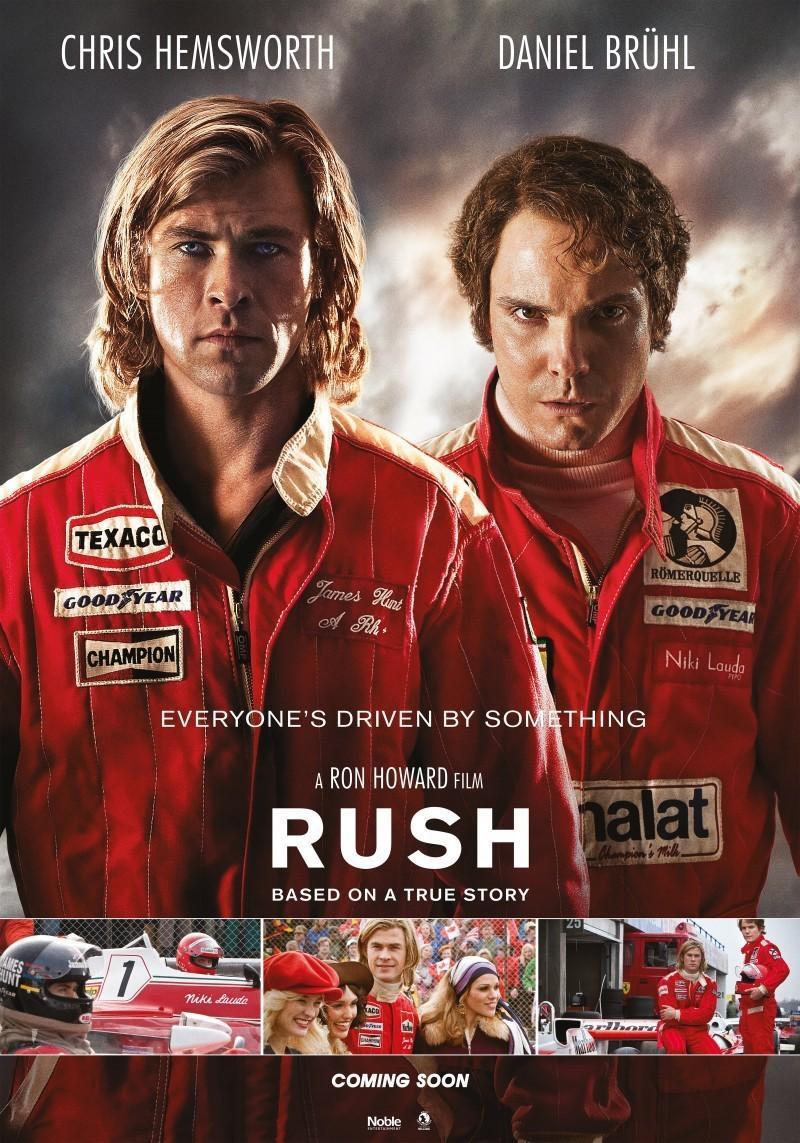 Rush (2013), de Ron Howard