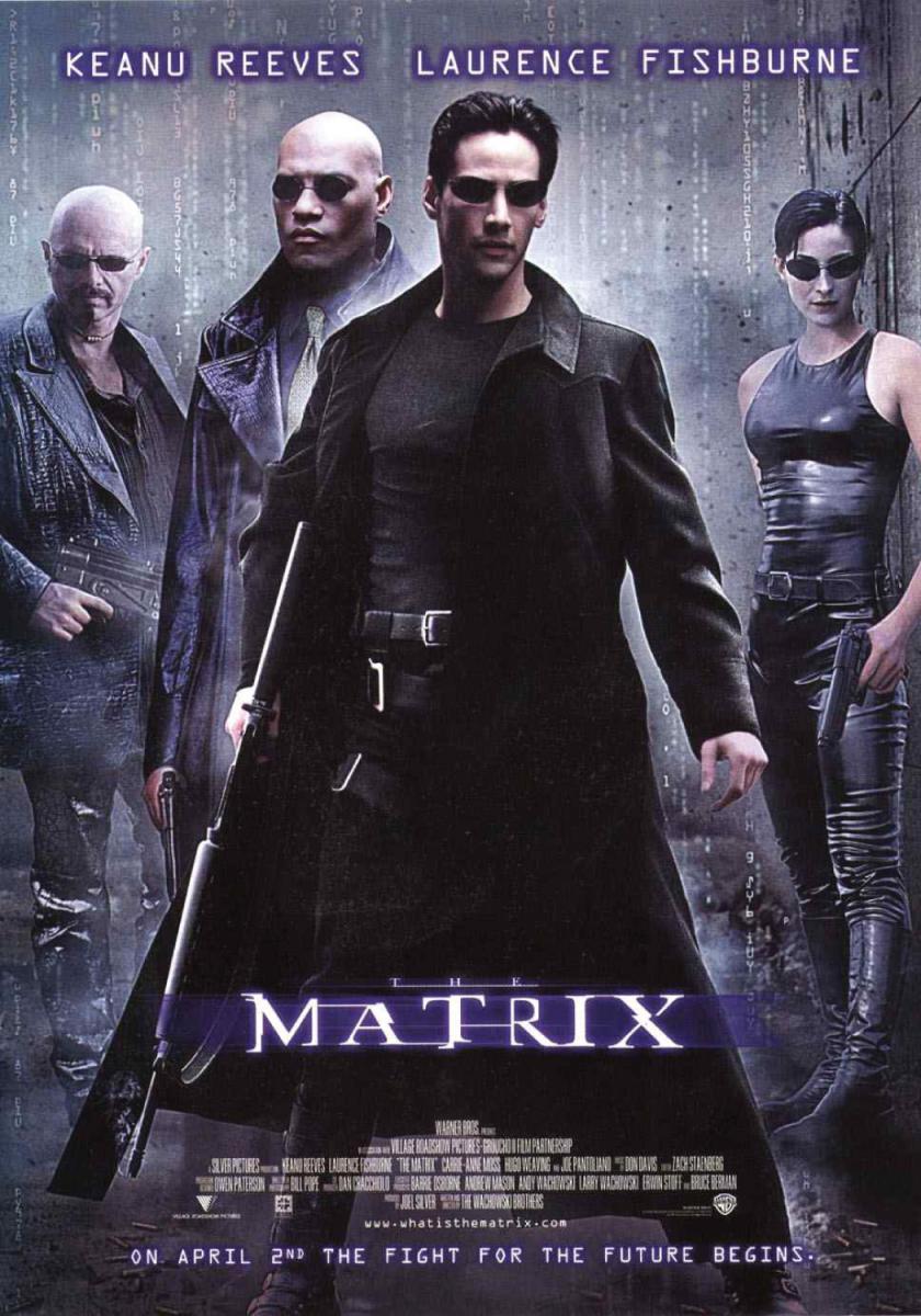 Matrix (1999), de las hermanas Wachowski