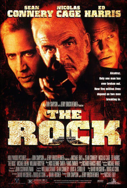 La Roca (1996), de Michael Bay