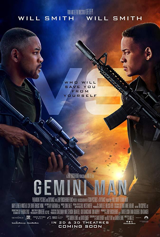 Geminis (Gemini Man) - 2019