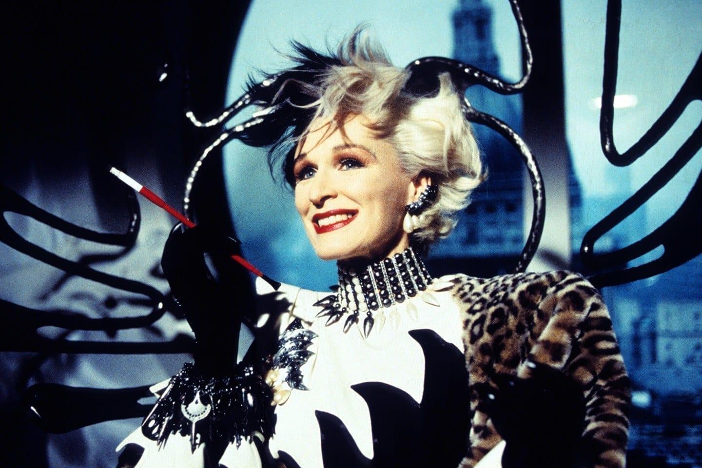 t Glenn Close Cruella de Vil Costumes