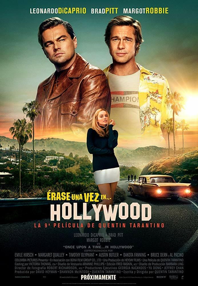 Érase una vez en... Hollywood (2019)