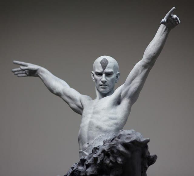 The Swan Dance Coderch Malavia Sculpture Bronze 9376