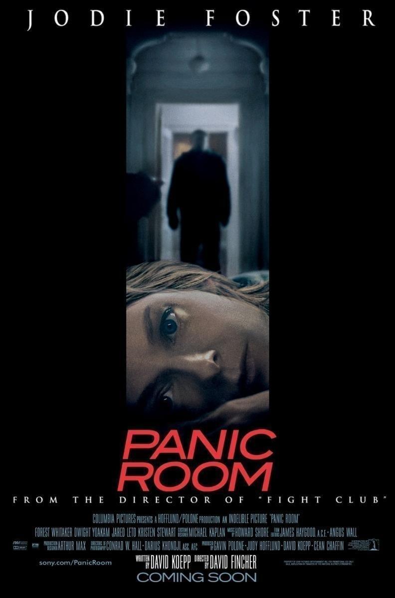 La Habitación del Pánico (2002), de David Fincher